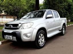Hilux SRV 3.0 a diesel 4x4 turbo diesel ( aceito troca e proposta a vista !) - 2010