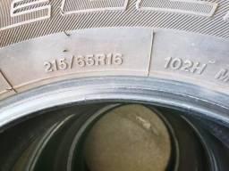 Pneus usados 215/65/16