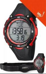 Relógio frequencímetro digital Speedo