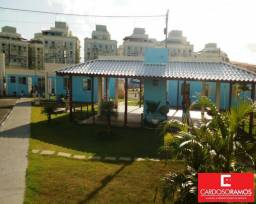 Apartamento à venda com 3 dormitórios em Caji, Lauro de freitas cod:AP08526
