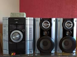 Aparelho de Som Mini System Sony