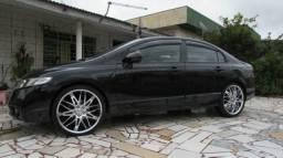 """Honda Civic LXS - Aro 20"""" - 2008"""