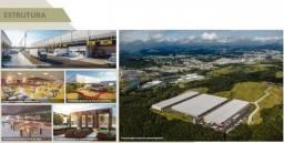 Galpão em condomínio para alugar, 153 m² por R$ 21 o m²/mês - Empresarial Anhanguera - Caj