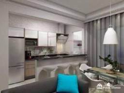 Apartamento com 2 dormitórios à venda, 74 m² por R$ 280.000,00 - Jardim Centenário - Poços