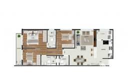 Apartamento com 3 dormitórios à venda, 87 m² por R$ 715.000,00 - Centro - Poços de Caldas/