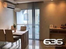 Apartamento à venda com 3 dormitórios em Atiradores, Joinville cod:01028312
