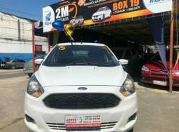 Ford Ka Se Super novo Único dono completo sem entrada 48x 850.00