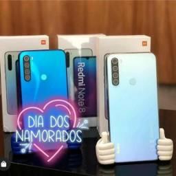 Apaixonante! Redmi Note 8 da Xiaomi. Novo lacrado com garantia e entrega
