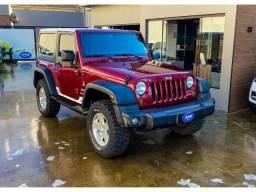 Jeep Wrangler 3.6 Sport 4X4 V6 24V Gasolina 2P Automática - 2012