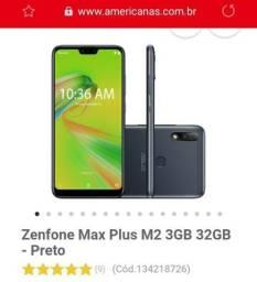 Celular Asus Max Shot e Max Plus m2