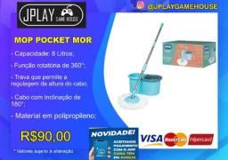 Esfregão MOP Pocket 8 litros