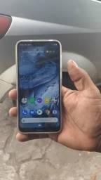 Vendo ou troco Nokia x6 64 de memória 4 de ram