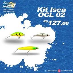 Kit De Iscas Artificiais OCL - 02