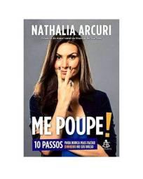 Título do anúncio: Livro Me Poupe Nathalia Arcuri - Livro sobre finanças - Novo