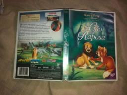 DVD O Cão e a Raposa - 1ª Edição