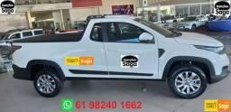 Nova Fiat Strada Freedom 2021 Cabine Plus