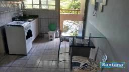 Apartamento com 1 dormitório à venda, 24 m² por R$ 85.000,00 - Jardim Paraíso - Caldas Nov