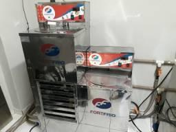 Pasteurizadora de calda de sorvete para 40 litros Fort Frio P40