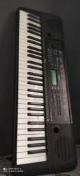 Vendo Teclado Yamaha Psr-e263 Com Fonte Oraginal C/nf Shop Guitar