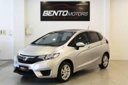 Honda Fit 1.5 LX Automático - Única Dona - Impecável !