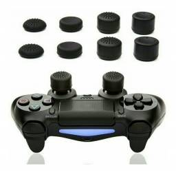 Kit Completo 8 Grip Kontrol Freek Ps4 Xbox
