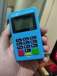 Maquina de Cartão Point Mini Chip(Entrega Gratis)