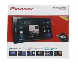 Dvd Player Pioneer Avh-z5280tv Bluetooth usb Espelhamento Web Link