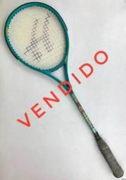 SUPER PROMOÇÃO da Raquete de Squash A. Heukel