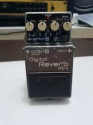 Reverb Boss Rv-2 Rv2