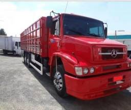 Mercedes Benz 1620 carroceria truck