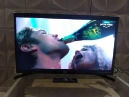 Tv smart semi nova
