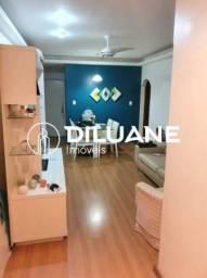 Apartamento à venda com 2 dormitórios em Botafogo, Rio de janeiro cod:BTAP20141