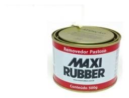 Removedor Pastoso Maxi Rubber 500G - Maxxi Rubber