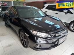 Honda Civic 2020 2.0 16v flexone sport 4p cvt