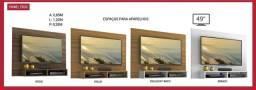 Título do anúncio: Painel Para TV (espaço para aparelhos) Painel Eros
