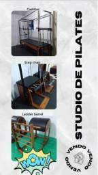Título do anúncio: Estúdio de Pilates Completo METALIFE R$10mil