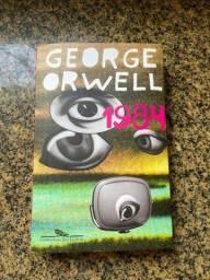 Título do anúncio: Livro - 1984 de George Orwell
