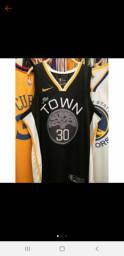 Camisa NBA Golden Gate - The town nr 30 Curry