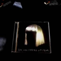 CD Sia - 1000 Forms Of Fear