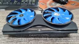 Cooler Universal Deepcool V2000 Vga 2x80mm Alúminio