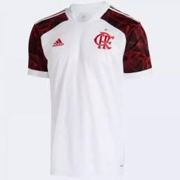Camisa Flamengo II 21/22 S/N Torcedor - Premium