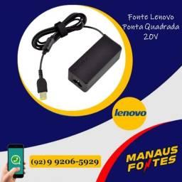 Fonte Carregador do Notebook Lenovo de 20V!