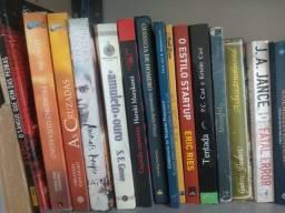 Título do anúncio: Lote livros