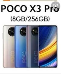 Xiaomi Poco X3 Pro 256gb 8gb Ram Snap860 Global Frost Blue