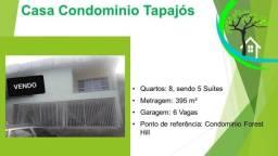 Título do anúncio: casa no condomínio tapajós - R$ 600 mil