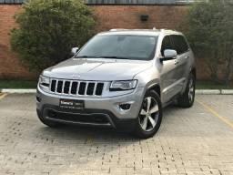 Título do anúncio: Jeep - Grand Cherokee 3.0 Limited 4x4 Turbo Diesel - 2015