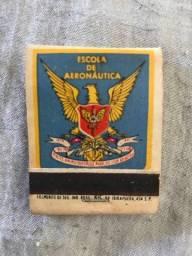Caixa de Fósforo Antiga Escola de Aeronáutica