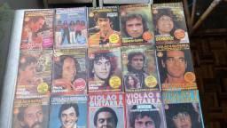 Título do anúncio: Vendo coleção completa das revistas de músicas cifradas para violão desde 1975