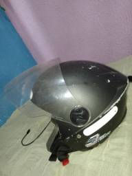 Título do anúncio: Vendo capacete usado