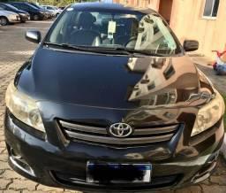 Título do anúncio: Corolla 1.8 GLI 2011 GNV 5 geração
